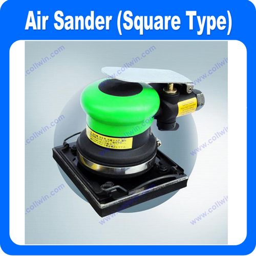 Air Sander Square Type Orbital Sander
