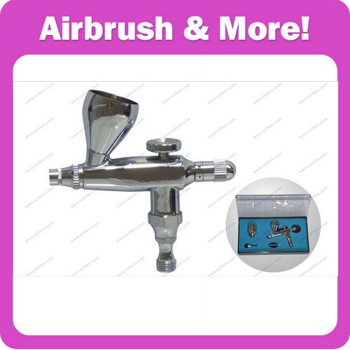 0.35mm Nozzle Single Action Airbrush